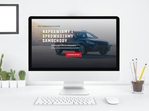 Autogefert.pl<br>Strona firmowa