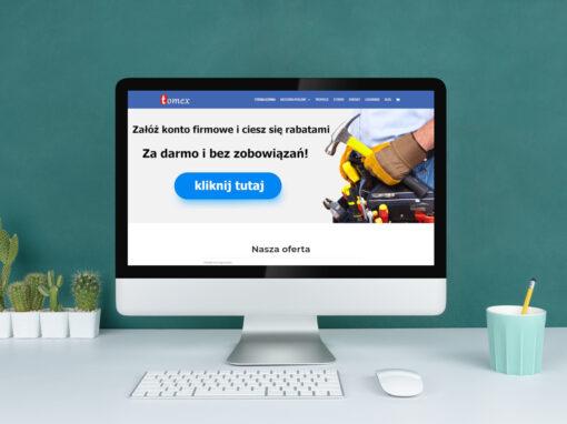 TomexMeblowy.pl<br>Sklep internetowy